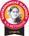 Gastronomické slavnosti M. D. Rettigové v Litomyšli